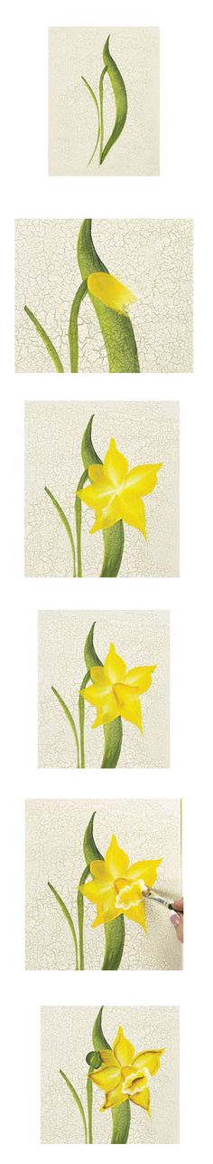 Is anything better than poetry and art? Grab this FREE Donna Dewberry demo on how to paint a daffodil, and then enjoy a lyrical poem about this flower from William Wordsworth. Awwwwwwe…the arts! Visit ArtistsNetwork.com for the free demo! ~Cherie