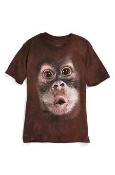 For my little monkey.
