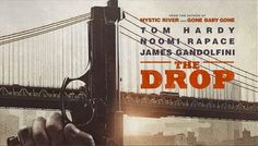 """#TheDropMovie...Bob's not sure he can handle the responsibility of being a pet owner, that is until Marv puts it bluntly into perspective for him, saying something close to """"It's a dog, not a long lost retarded relative showing up at your door with a colostomy bag, saying I'm here, take care of me""""...READ MORE  Tinsel & Tine (Philly Food & Film Blog): How Much is That Doggy in the Trash Can? - THE DROP"""