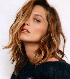 medium length, brown golden hair, golden brown medium hair, colors, hair lob