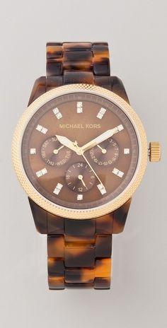 Tortoise Watch