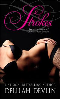 "Strokes is a naughty collection of seven bedtime stories for a week's worth of nighttime reading pleasure. Take a peek at the following stories – they'll provide you with a little ""som-som"" to inspire sexy dreams… or a one-handed orgasm… or read to your partner and enjoy the experience together."