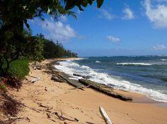 Dad loved vacationing in Kapaa, Kauai with Mom . . .