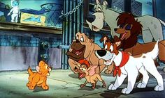 Oliver & Company | 10 Disney Films You Totally ForgotAbout