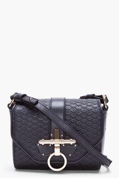 BLACK OBSEDIA BAG / Givenchy