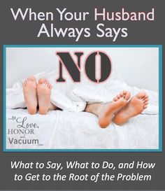 When Your Husband Do