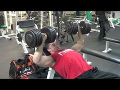2nd Chest Workout This Week - Natural Bodybuilder - Nick Wright