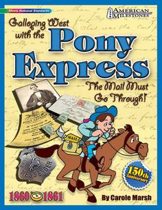 Pony Express - yes!