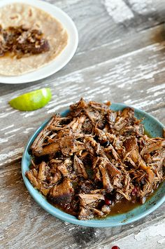 Coffee & Spice Pulled Pork