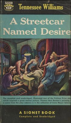Streetcar named desire - my favorite Tennessee Williams play