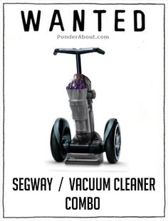 The Ultimate in Vacuuming technology.... I NEED THIS!!!!