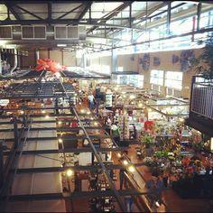 milwauke public, public market