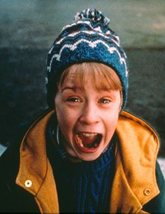 "Macaulay Culkin as Kevin McCallister in ""Home Alone 2: Lost in New York"" (1992)"