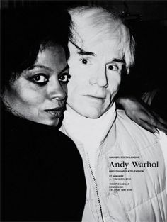 Diana Ross & Andy Wa