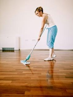6 Natural Wood Floor Cleaners