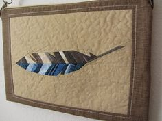 Feather quilt?