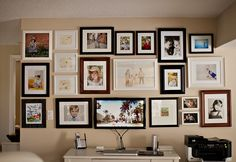 Decorating Walls with Photographs Wall Art Wednesday Feature Laura Winslow