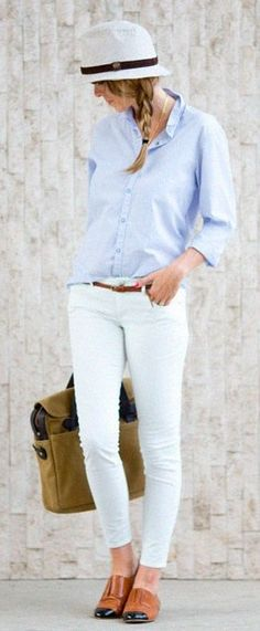 Summer - Casual chic.