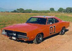 1969 Dodge Charger 'General Lee'