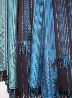 These beautiful Handwoven Scarves by Cape Breton Artisan E. Del Zoppo are perfect for the chilly fall days!