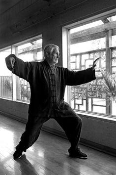 Tai Chi Master David Block | Phoenix, Arizona, AZ | Photography by Reed Rahn  #Tai-Chi #Taichi #Taiji #taijiquan #Qigong #Qi #Chigong #Sifu #Master #Martial #Martial-arts #Phoenix #Arizona #Yang #Tung #tungkaiying