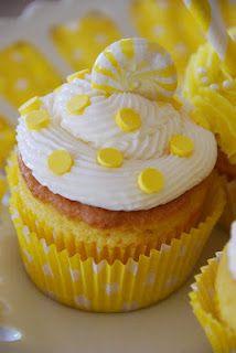 Pretty cupcakes!!