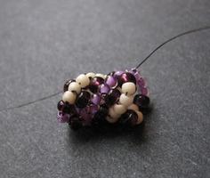 Russian Spiral Tubular Netting Stitch