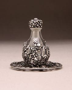 A lacrimal, also known as a tear bottle, is used to catch the tears of the mourning.   During the Victorian period of the 19th century, those who were mourning would collect their tears in the bottle with special stoppers that allowed the tears to evaporate. When the tears evaporated, the mourning period would end.