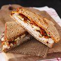 Handle the Heat Natie Bomb Turkey Sandwich »