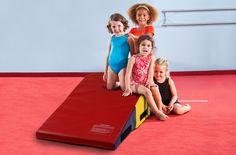 Incline Mats - Durable Gymnastic Wedge Mats