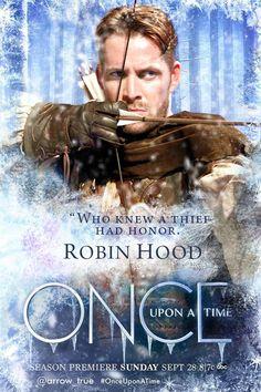 Once Upon a Time | Robin Hood