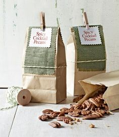 Homemade Food Gift Packaging: 5 Ways to Dress Up Brown Paper Bags   The Kitchn
