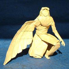 icarus origami
