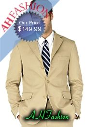 Tan suit for $150