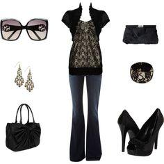 Black..classy..