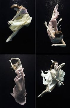 Underwater Model Photos