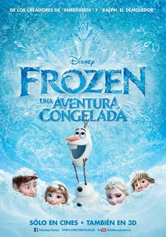 Frozen: Una Aventura Congelada | Poster