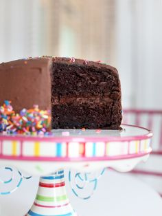 Double #Chocolate #Cake #recipes #cakemix #pudding #sourcream