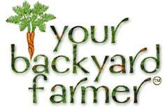 Your Backyard Farmer