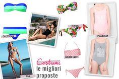 Fashion: I costumi da bagno must-have per l'estate 2014