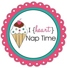 I *heart* nap time.