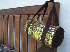 Free Bag Pattern - Mini Duffle Bags