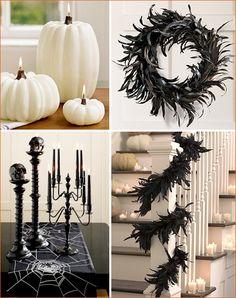 Fun spooky decorations