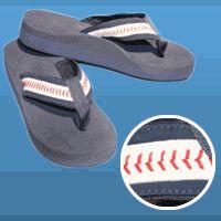 ballpark flip flops