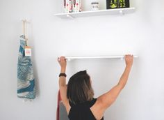 DIY Peg Wall