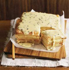 Vanilla Slice - Classic Australian Food