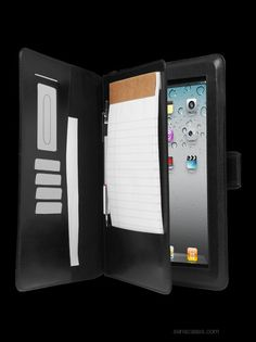 Sena Cases - Designer Leather Cases : iPad 2 Leather Cases Florence for Apple
