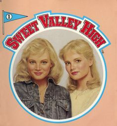Sweet Valley High: Double Love. Takes me back to middle school