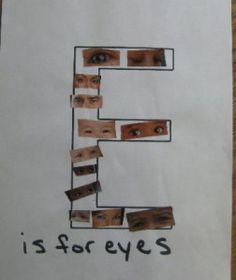 Google Image Result for http://kiboomukidscrafts.com/wp-content/uploads/2012/08/Alphabet-Letter-E-is-for-Eyes-craft-for-kids1.jpeg