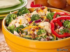 Best Broccoli Salad | mrfood.com